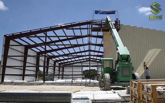 Sumitech - Đơn vị xây dựng nhà xưởng, giải pháp công nghiệp uy tín - 1