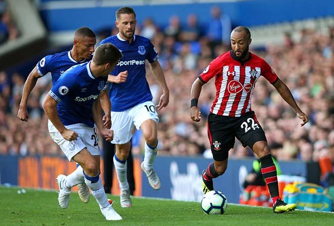 Video Everton - Southampton: Sao Brazil ghi dấu ấn, top 4 trong tầm tay - 1