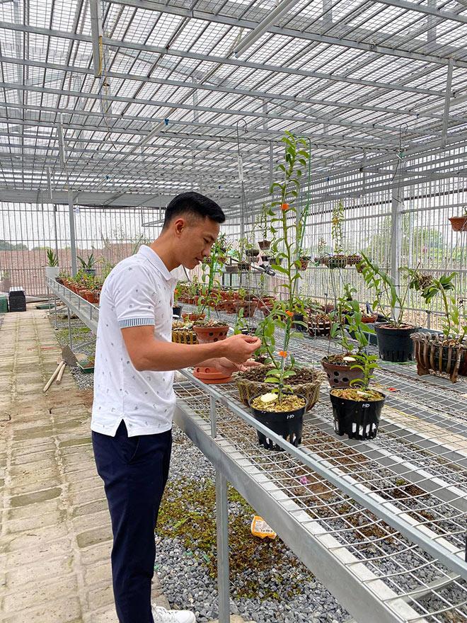 """Ông chủ vườn lan Sỹ Trần: """"Con nhà nòi"""" và hành trình gây dựng 2 vườn lan """"vạn người mê"""" - 1"""