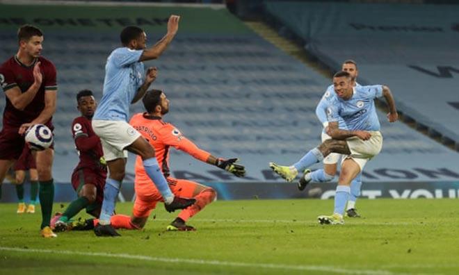 Video Man City - Wolverhampton: Tia sáng chợt lóe lên, 10 phút cuối định đoạt - 4