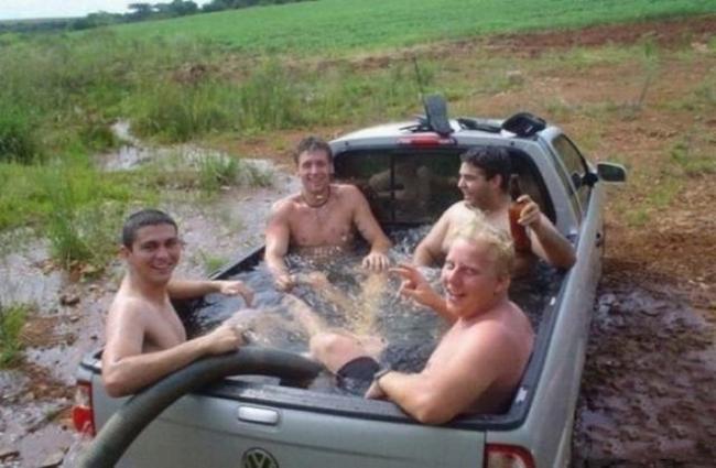 Muốn có bể bơi không hề khó chút nào.
