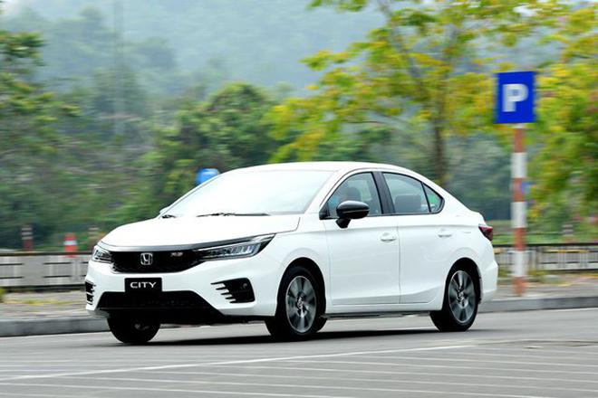 Giá xe Honda City lăn bánh tháng 3/2021 - 1