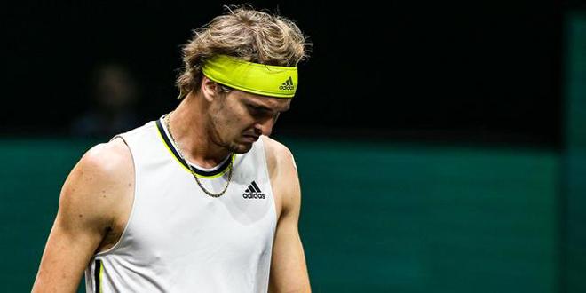 Chấn động giải tennis Rotterdam Open: Medvedev và Zverev bị loại, Murray dừng bước - 1
