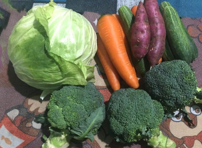 6 lợi ích bất ngờ của bắp cải - 1