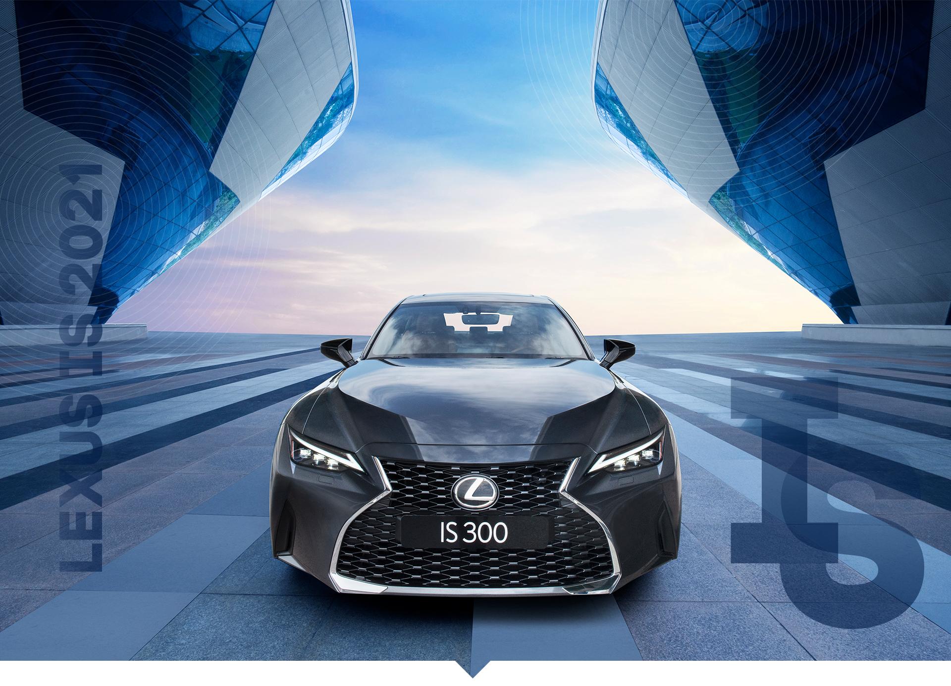 Lexus IS 2021 - Khi sang trọng, thể thao hoà quyện làm một - 3