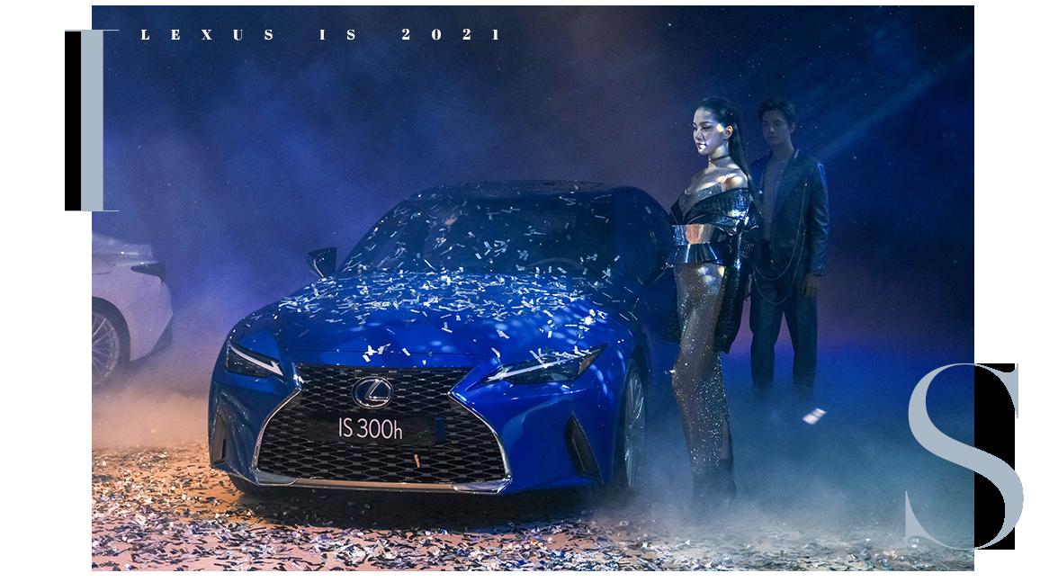 Lexus IS 2021 - Khi sang trọng, thể thao hoà quyện làm một - 7