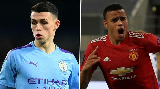 Derby MU - Man City không khoan nhượng: Foden, Greenwood ra sao sau bê bối với gái gọi? - 1