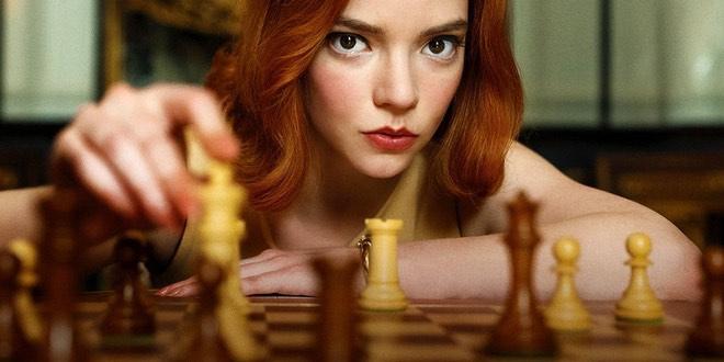 """Nữ chính """"Queen Gambit"""" có gu mặc quyến rũ - 1"""