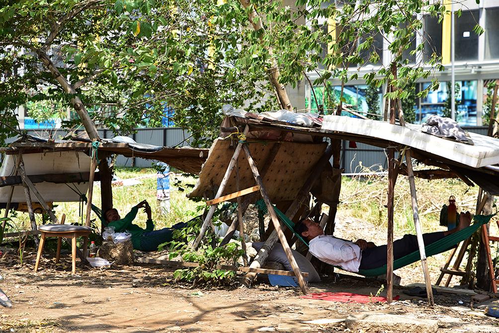 Người Sài Gòn vật vã dưới nắng nóng như thiêu đốt - 8