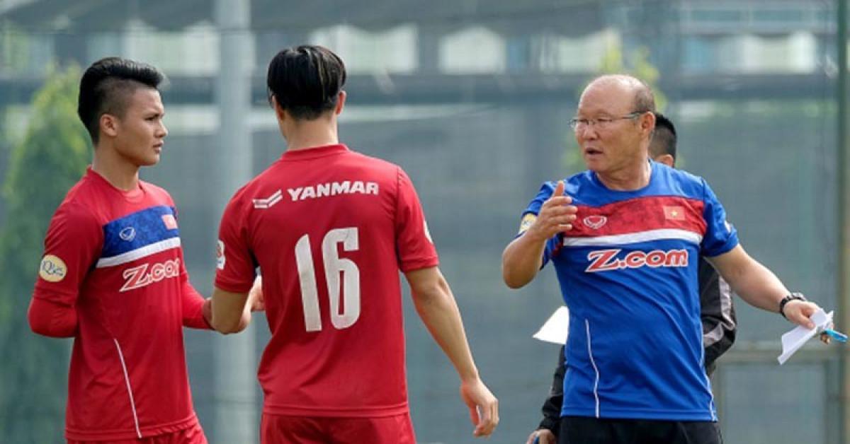 Ông Park tuyên chiến ở bảng G - 1
