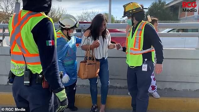 Mexico: Chồng đến hiện trường tai nạn xe hơi thì đau đớn phát hiện vợ ngoại tình - 1