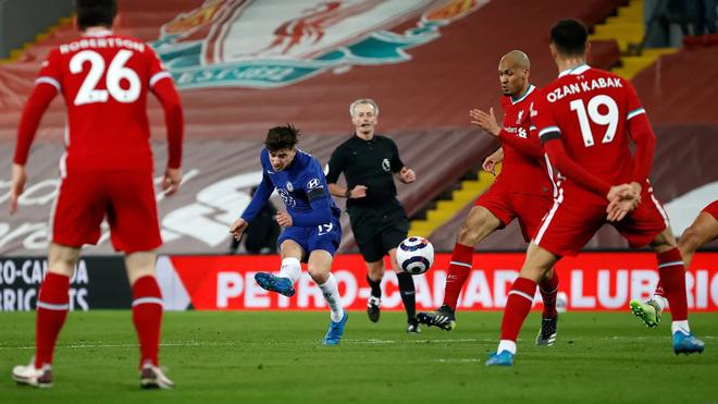 Cực nóng bảng xếp hạng Ngoại hạng Anh: Chelsea chen chân vào Top 4, kém MU mấy điểm? - 1