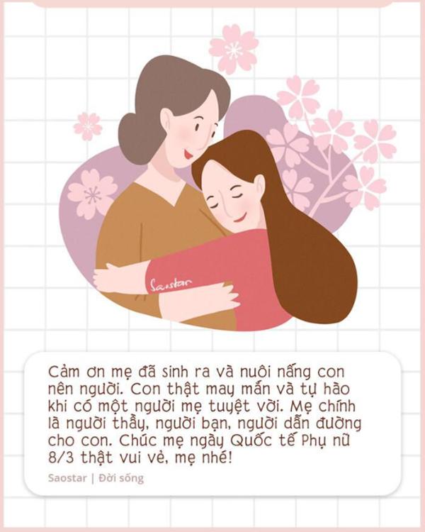 Lời chúc 8/3 cho mẹ hay và ý nghĩa nhân ngày Quốc tế Phụ nữ - 1