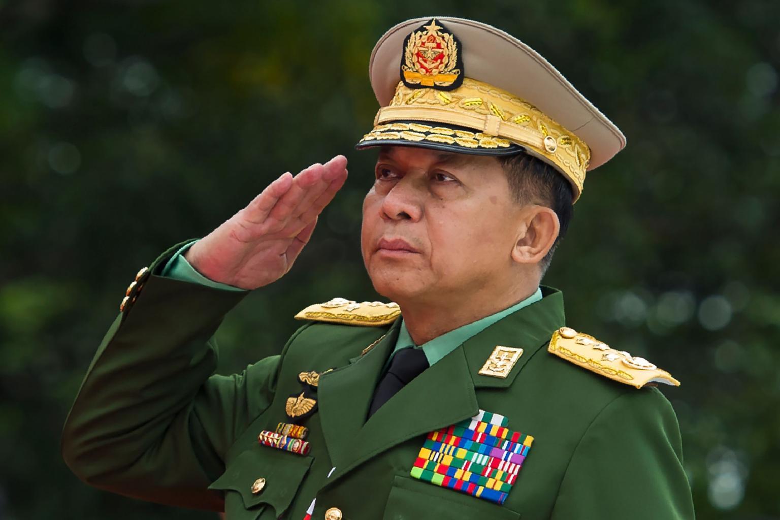 Mỹ giáng thêm đòn trừng phạt Myanmar - 1
