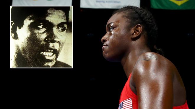 """Nữ võ sĩ tuyên bố chỉ thua """"Vua Boxing"""" Ali, thắng 98% đàn ông thế giới - 1"""