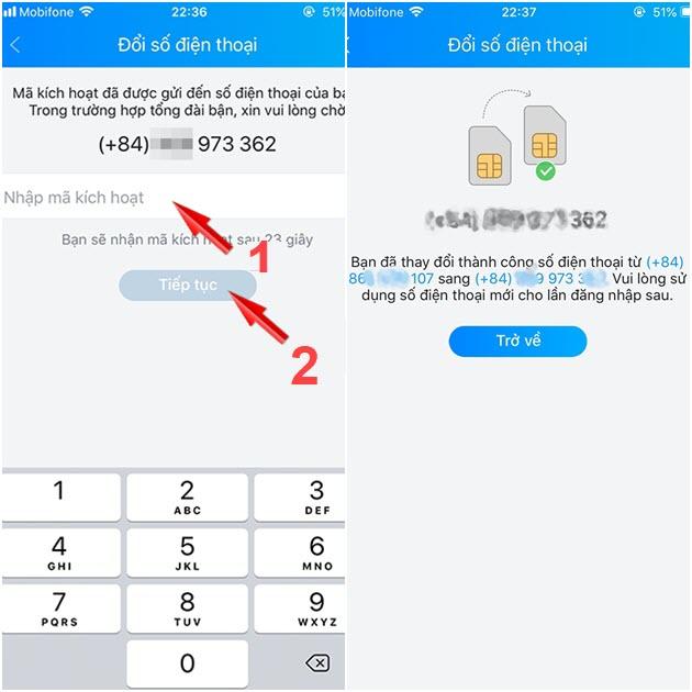 Cách xóa tài khoản Zalo và đổi số điện thoại nhanh nhất - 11