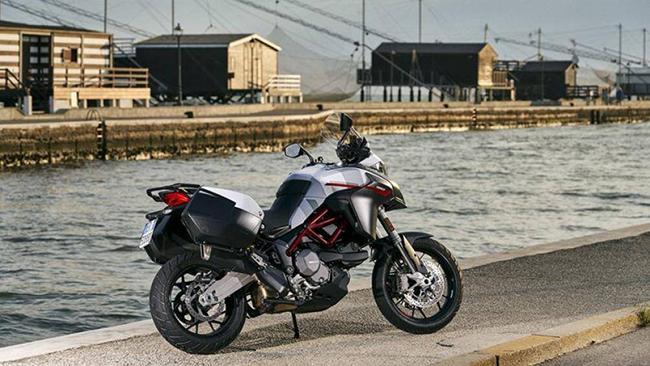 10. Ducati Multistrada 950S