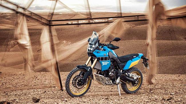 5. Yamaha Tenere 700