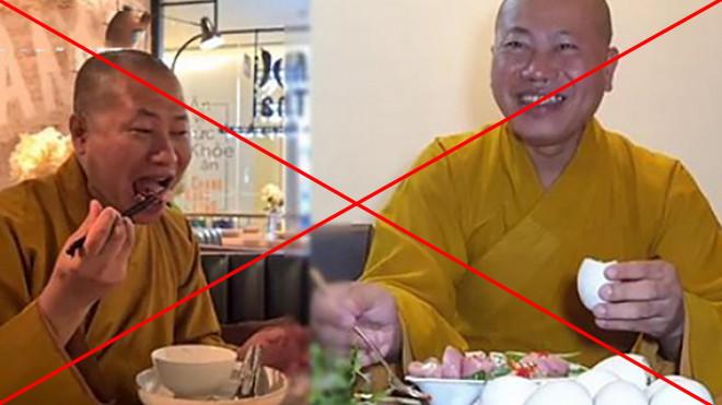 """Các YouTuber đồng loạt xóa bỏ nội dung về """"thầy chùa ăn thịt chó"""" - 1"""