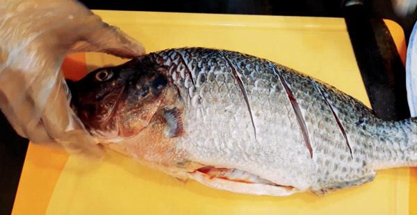 Thêm thao tác này, cá chiên vàng giòn, không tốn dầu, không vỡ nát - 1
