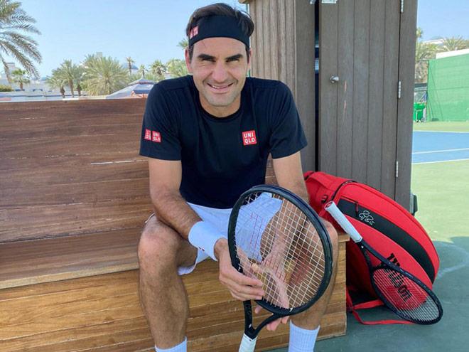 """Federer tái xuất """"bỏ lớn bắt nhỏ"""", huyền thoại chỉ ra 5 mục tiêu lớn nhất - 1"""
