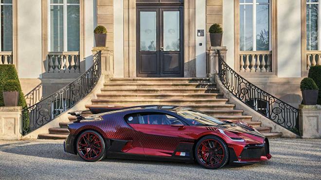 Siêu phẩm Bugatti Divo Ladybug lộ diện sau hai năm nghiên cứu - 1