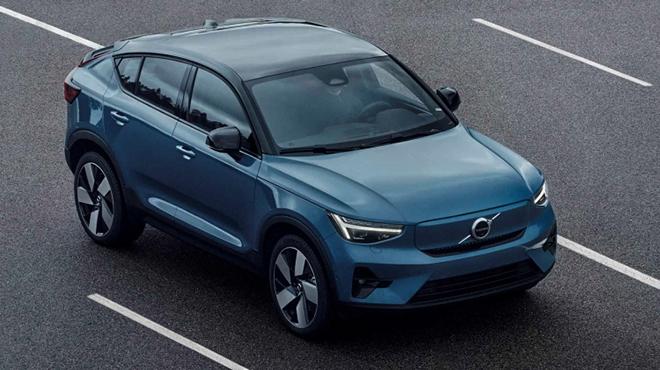 Volvo ra mắt xe điện C40 Recharge tại châu Âu - 1