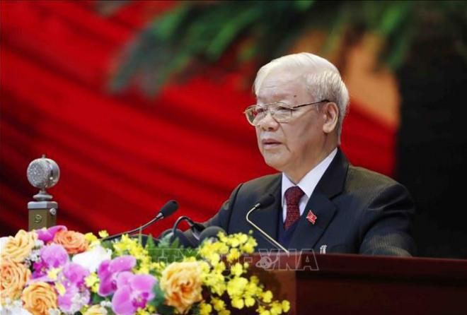Khai mạc Hội nghị Trung ương 2: Giới thiệu nhân sự lãnh đạo cấp cao các cơ quan Nhà nước - 1