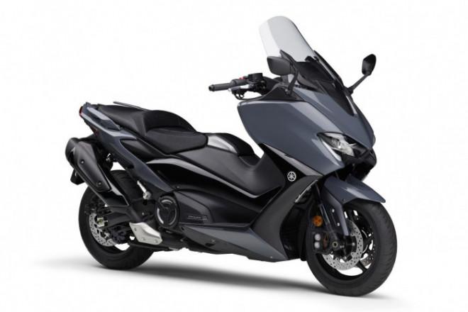 Yamaha TMAX560 TECH MAX ABS 2021 ra mắt, giá 292 triệu đồng - 1