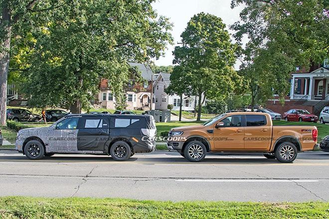 Sắp có thêm xe bán tải nhỏ hơn Ranger do Ford sản xuất - 1