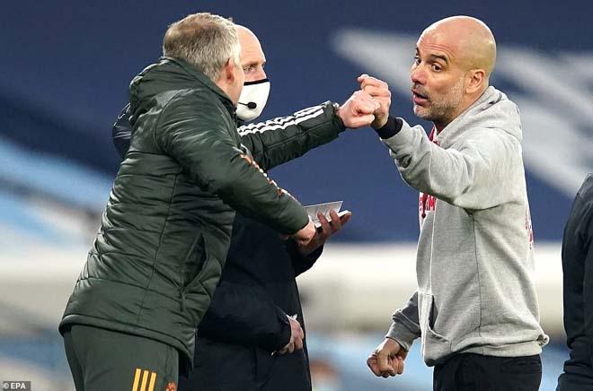 Thuyết âm mưu: Nghi ngờ ý đồ của Pep Guardiola, Man City tự thua? - 3