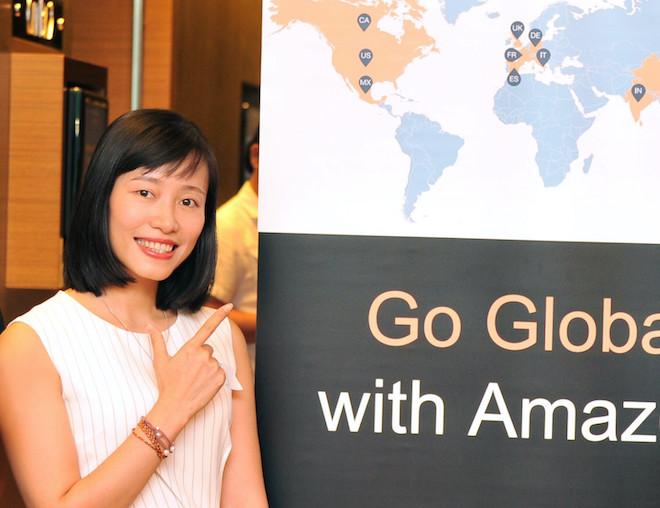 """Bán hàng online trên Amazon, nhiều """"nữ tướng"""" đã đưa hàng Việt vươn tầm thế giới - 1"""