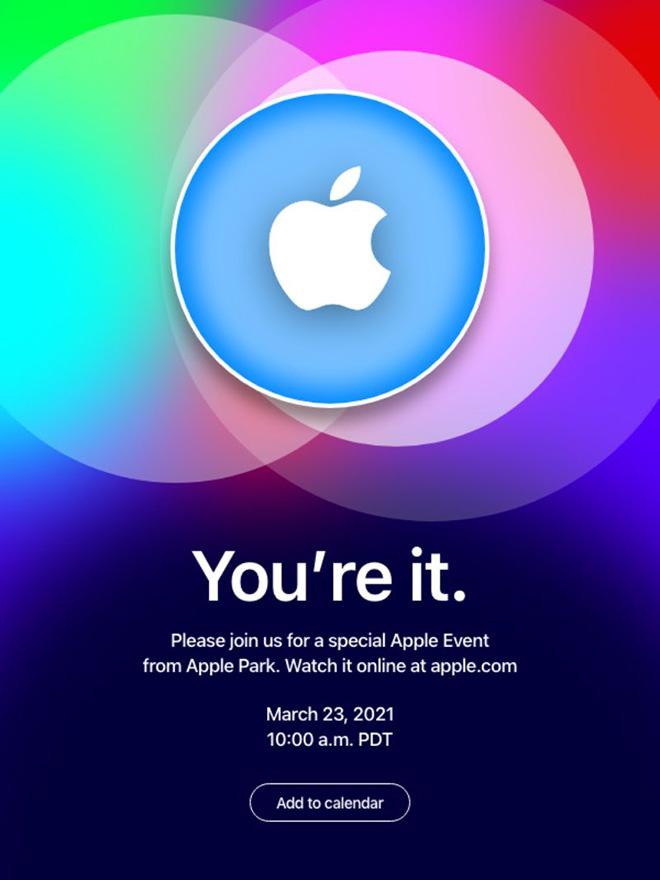 Apple sẽ tung sản phẩm nào vào ngày 23/3? - 1