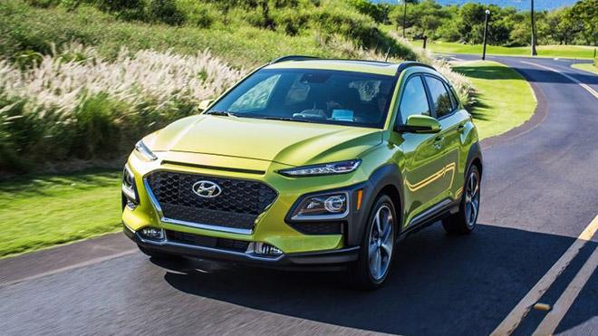 Giá xe Hyundai Kona lăn bánh tháng 3/2021 - 1