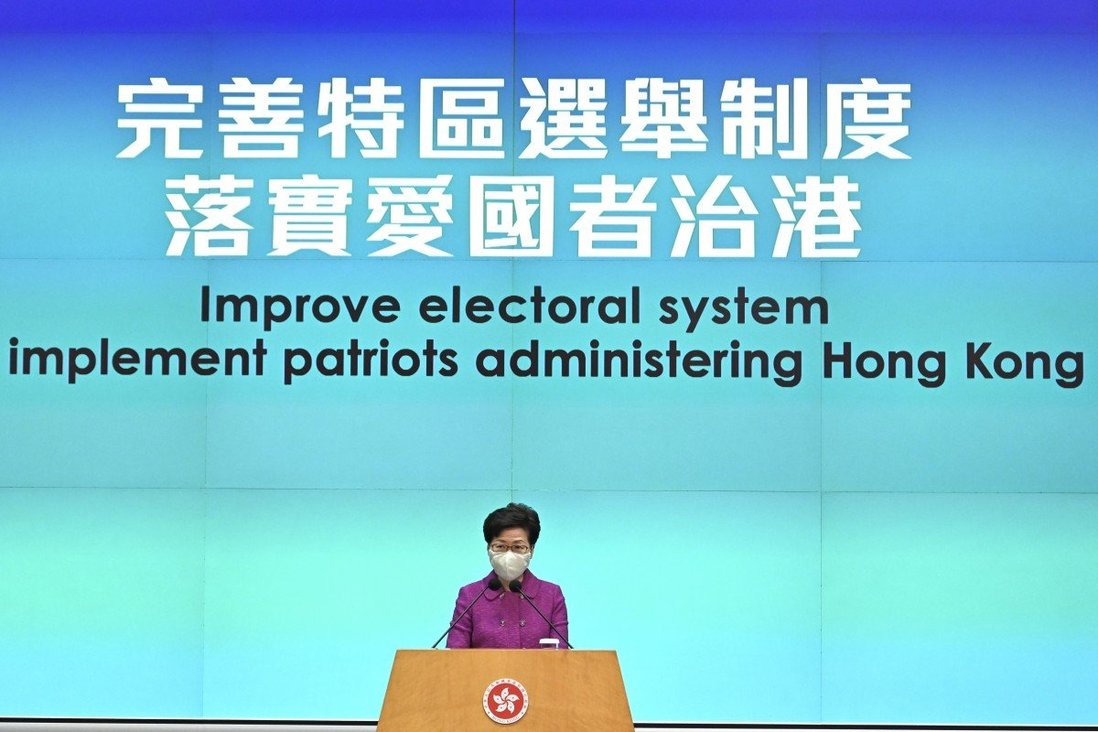 """Nghị sĩ Mỹ chỉ trích kịch liệt nỗ lực """"cải tổ toàn diện"""" Hong Kong của Trung Quốc - 1"""
