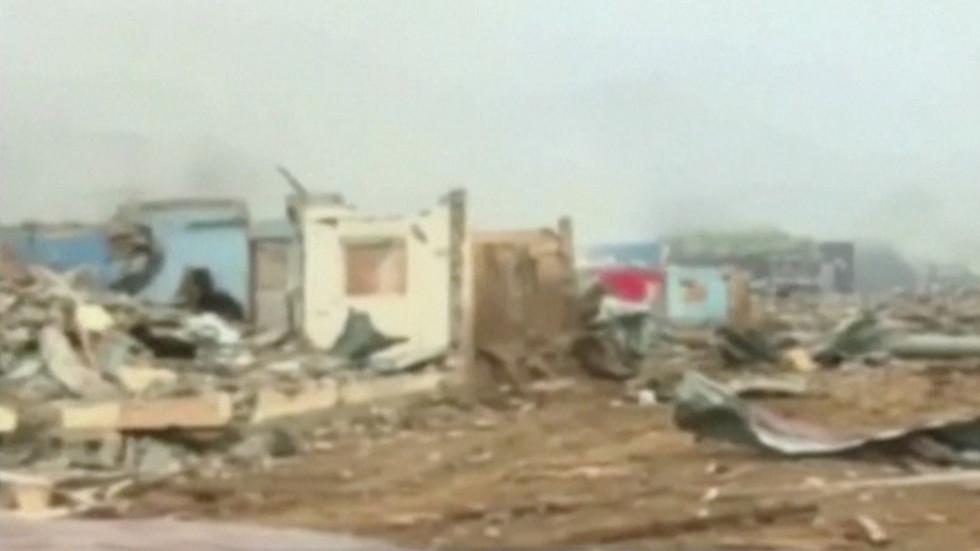 Vụ nổ căn cứ quân sự ở Guinea Xích Đạo: Số người chết tăng vọt - 1