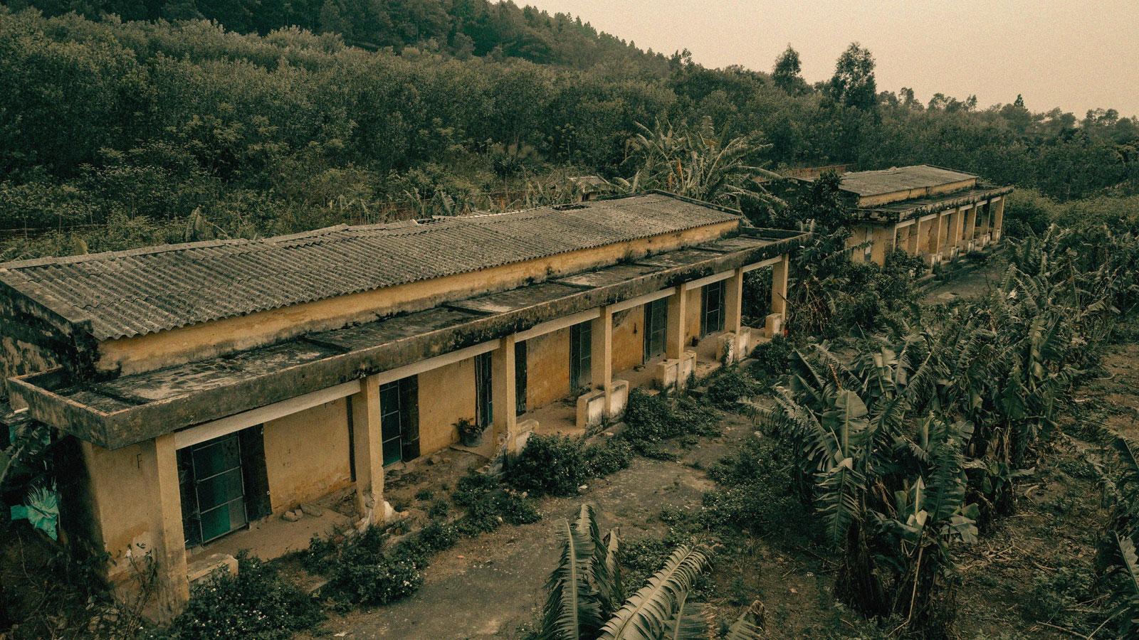 Người phụ nữ khốn khổ sống cô độc trong khu nhà bỏ hoang giữa rừng - 6