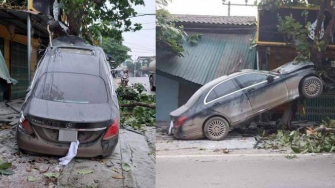 """Dân mạng """"bóc phốt"""" chiêu trò phù phép xe tai nạn, bán giá cao - 1"""
