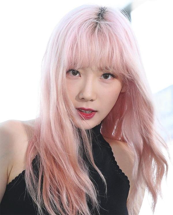 15 màu tóc hồng đẹp nổi bật ấn tượng sang chảnh nhất hiện nay - 1