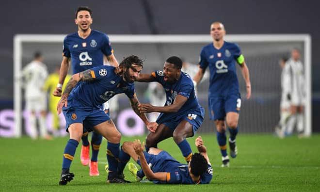 Kết quả Cúp C1 Juventus - Porto: 2 cú đúp, nghẹt thở 120 phút và bước ngoặt đá phạt - 4