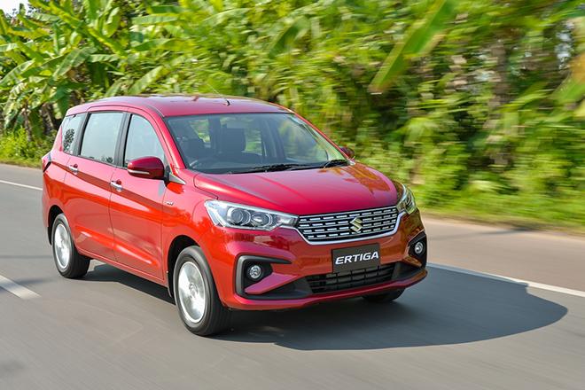 Giá xe Suzuki Ertiga lăn bánh tháng 3/2021 - 1