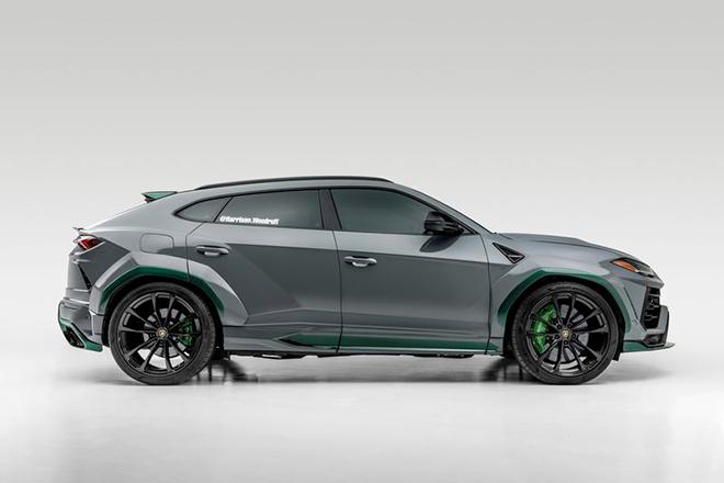 Siêu bò Lamborghini Urus biến hóa độc lạ với gói độ bodykit Green Urnet - 7