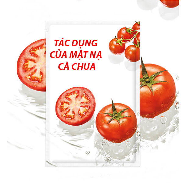 Top 15 loại mặt nạ cà chua giúp trị mụn trắng da an toàn hiệu quả tại nhà - 1