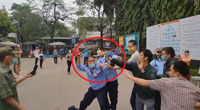 """Vụ nhóm bảo vệ """"hỗn chiến"""" với người nhà bệnh nhân: BV Đa khoa Tuyên Quang lên tiếng - 1"""
