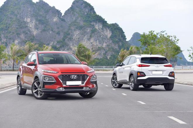 Đại lý triển khai ưu đãi, giảm giá cả chục triệu đồng cho Hyundai Kona - 1