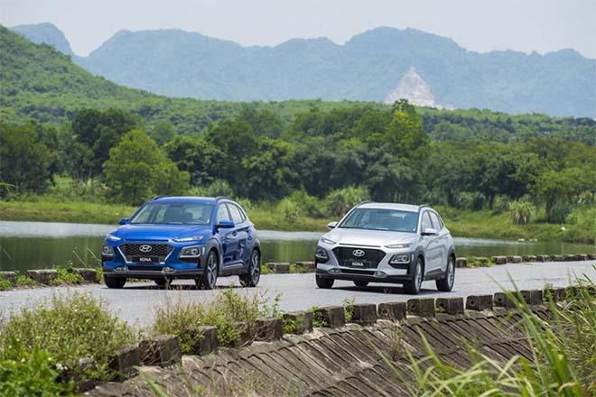 Đại lý triển khai ưu đãi, giảm giá cả chục triệu đồng cho Hyundai Kona - 4