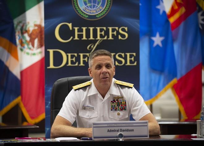 Đô đốc Mỹ cảnh báo thời điểm Trung Quốc tấn công Đài Loan - 1