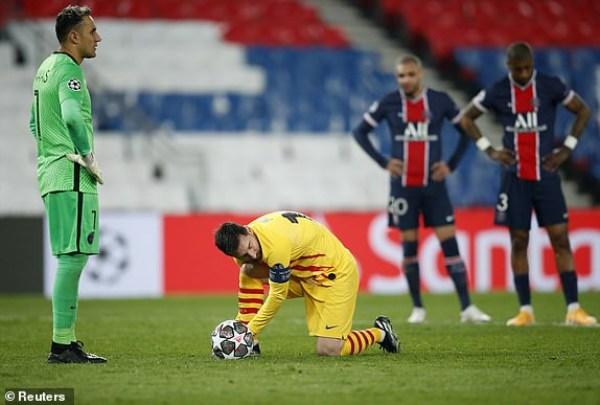 Trực tiếp bóng đá PSG - Barca: Mbappe bỏ lỡ đáng tiếc (Hết giờ) - 19