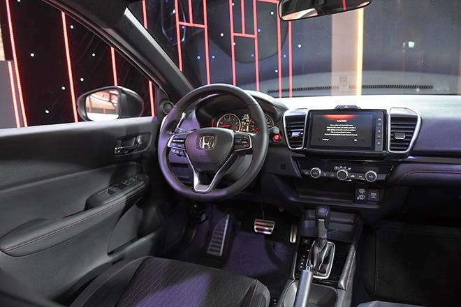 Chọn Toyota Vios GR-S hay Honda City RS, chiếc xe thể thao trong tầm giá hơn 600 triệu - 10