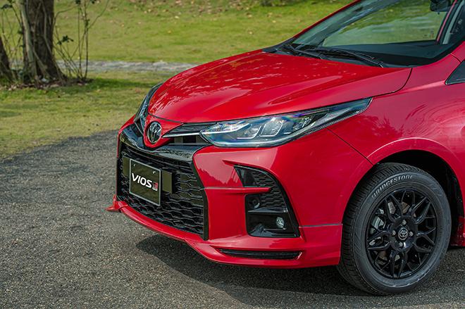 Chọn Toyota Vios GR-S hay Honda City RS, chiếc xe thể thao trong tầm giá hơn 600 triệu - 12